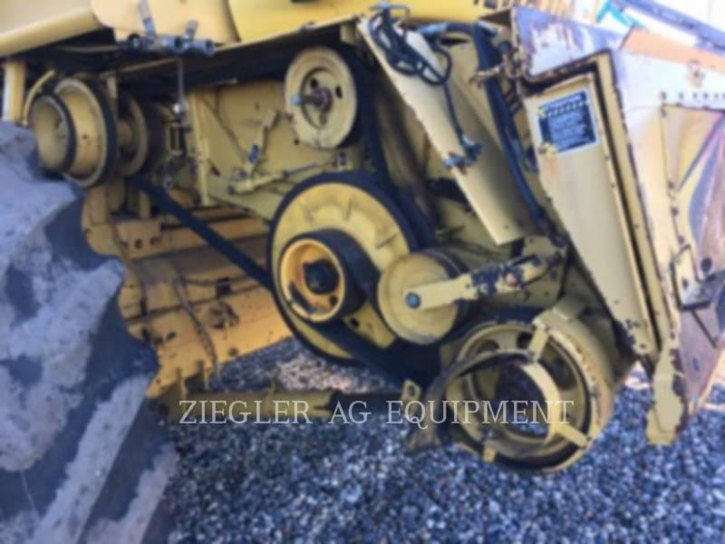NEW HOLLAND LTD. COMBINÉS TR98 equipment  photo 14
