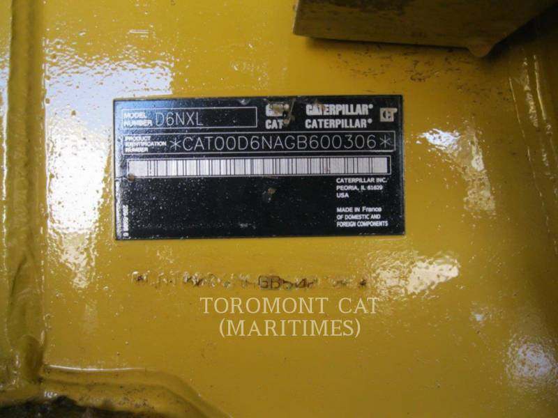 CATERPILLAR MINING TRACK TYPE TRACTOR D6N equipment  photo 4