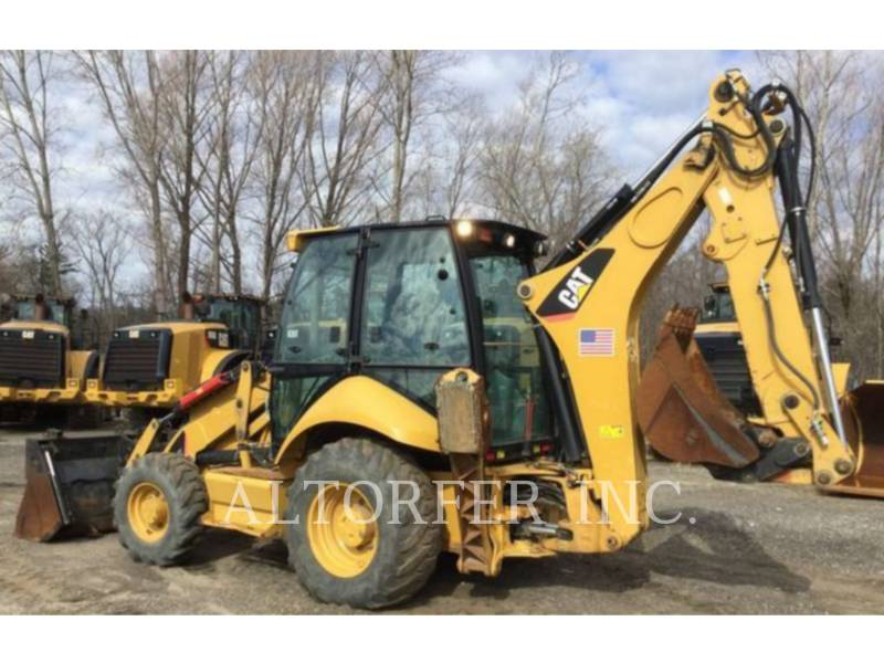 CATERPILLAR RETROESCAVADEIRAS 420E IT equipment  photo 6