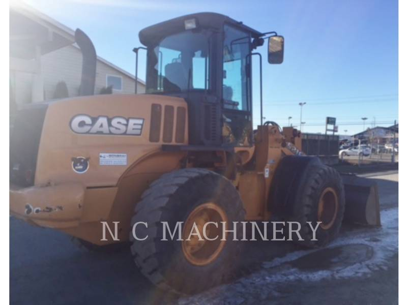 CASE WHEEL LOADERS/INTEGRATED TOOLCARRIERS 521E equipment  photo 3