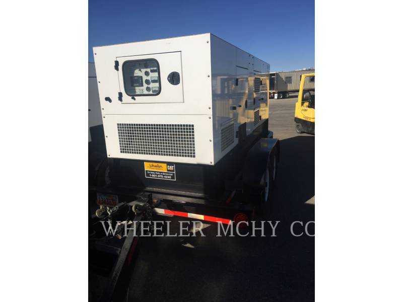 OTHER US MFGRS PORTABLE GENERATOR SETS (OBS) HANCO QP220 equipment  photo 2