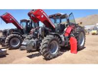 Equipment photo MASSEY FERGUSON MF6480 农用拖拉机 1