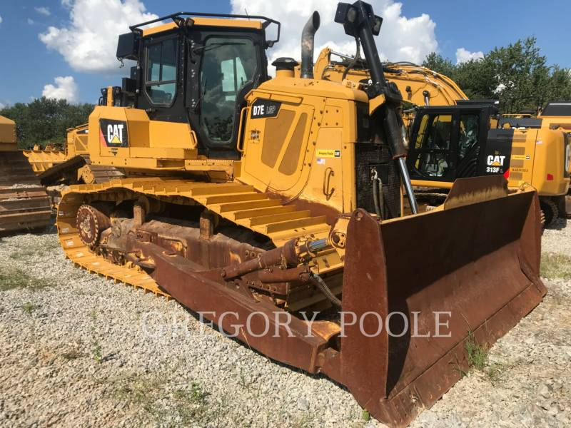 CATERPILLAR MINING TRACK TYPE TRACTOR D7E LGP equipment  photo 5