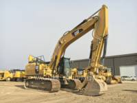 CATERPILLAR TRACK EXCAVATORS 336FL THB equipment  photo 1