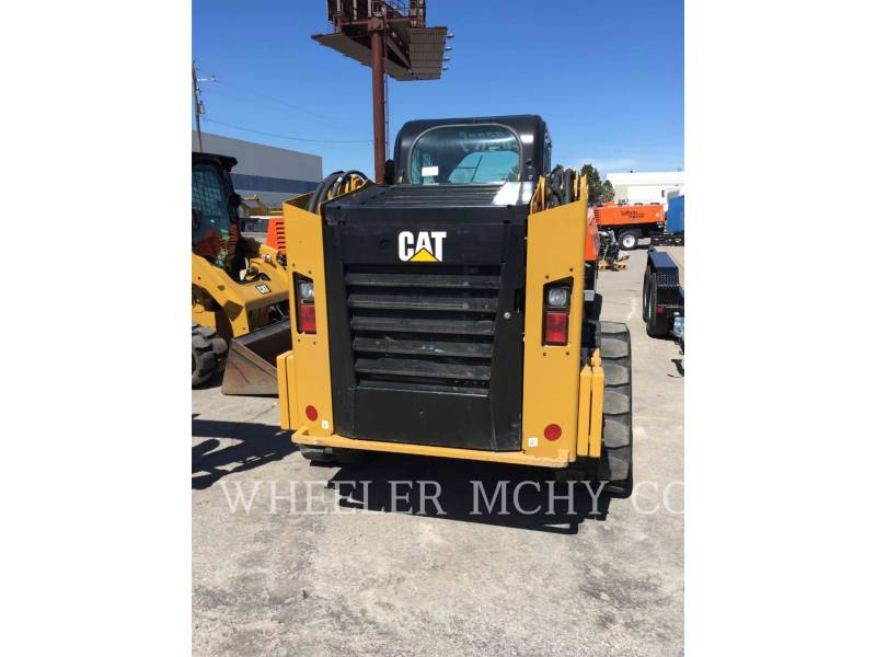 CATERPILLAR UNIWERSALNE ŁADOWARKI 279D C3 HF equipment  photo 5