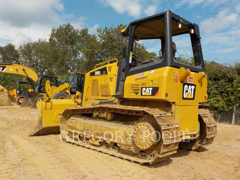 Caterpillar TRACTOARE CU ŞENILE D5K2 XL equipment  photo 9