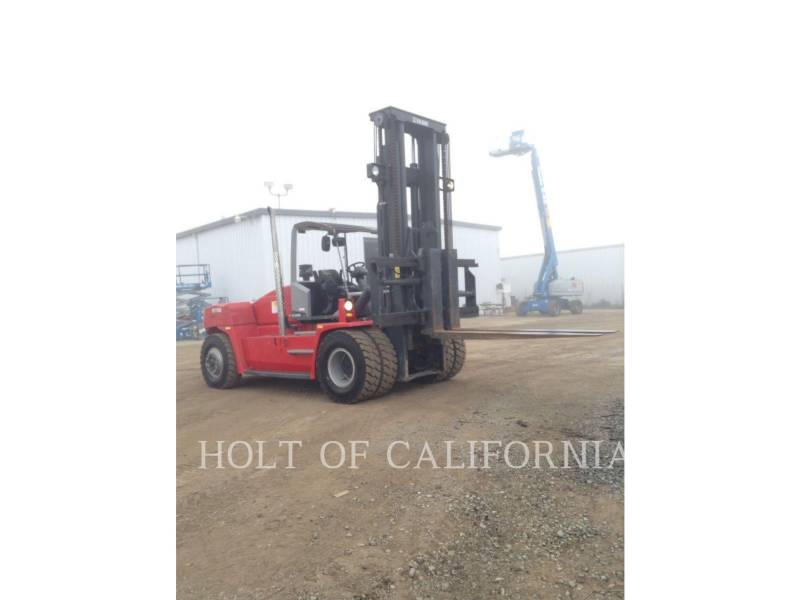 KALMAR FORKLIFTS DCE160-12 equipment  photo 1