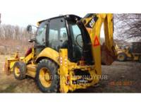 CATERPILLAR CHARGEUSES-PELLETEUSES 428E equipment  photo 4