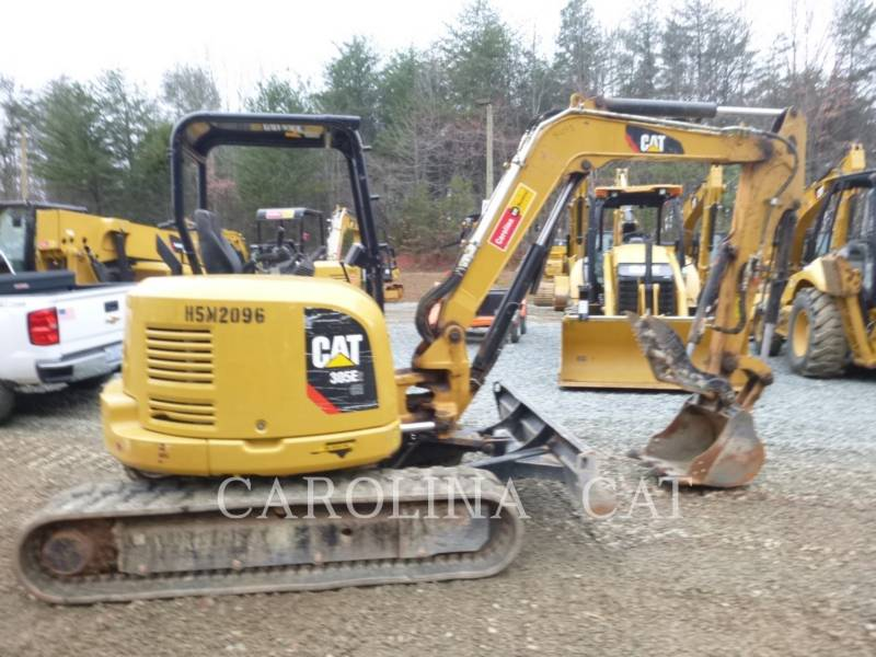 CATERPILLAR TRACK EXCAVATORS 305E2CR TH equipment  photo 5