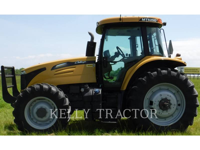 CHALLENGER TRACTORES AGRÍCOLAS MT525D equipment  photo 3