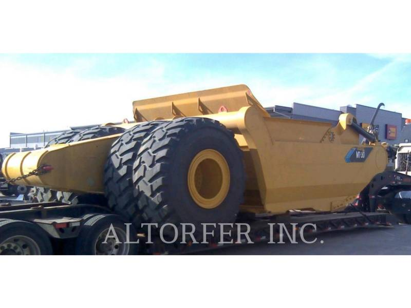 MOBILE TRACK SOLUTIONS WHEEL TRACTOR SCRAPERS MT30 equipment  photo 3