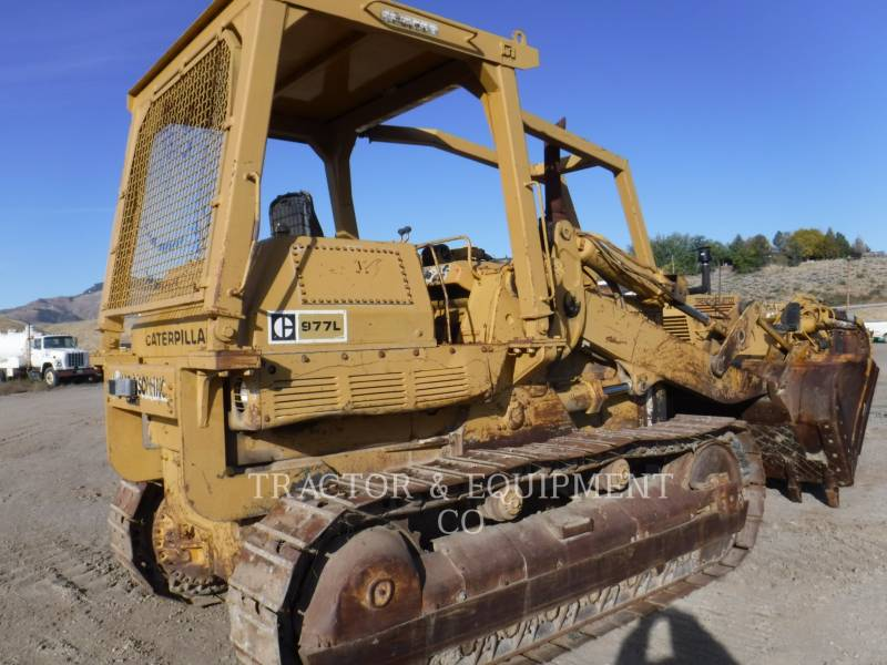 CATERPILLAR KETTENDOZER 977L equipment  photo 3