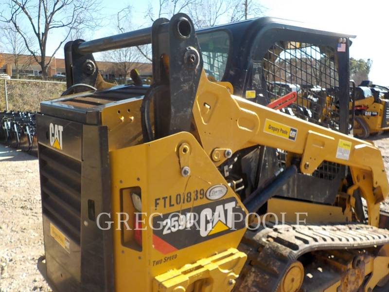 CATERPILLAR MULTI TERRAIN LOADERS 259D equipment  photo 11