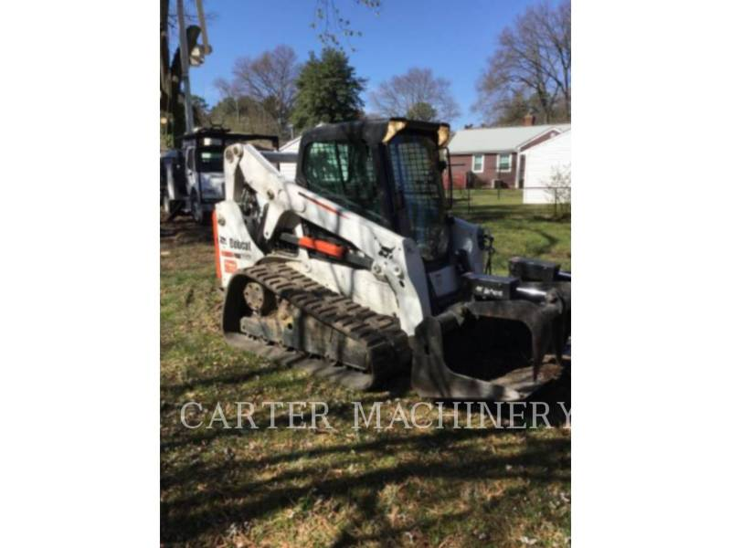 BOBCAT SKID STEER LOADERS BOB T650 equipment  photo 1