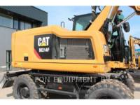 CATERPILLAR ESCAVADEIRAS DE RODAS M 314 F equipment  photo 24