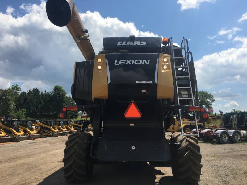 CLAAS OF AMERICA COMBINÉS LEXION 750 equipment  photo 14
