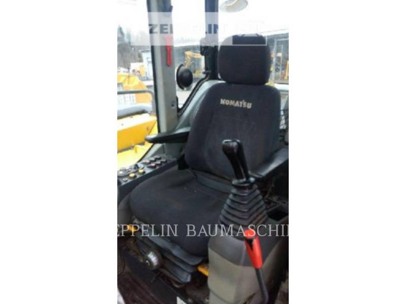 KOMATSU LTD. WHEEL EXCAVATORS PW98MR equipment  photo 8