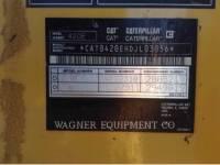 CATERPILLAR BACKHOE LOADERS 420E 4WDE equipment  photo 6