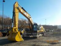Equipment photo CATERPILLAR 349 D2 L PELLES SUR CHAINES 1