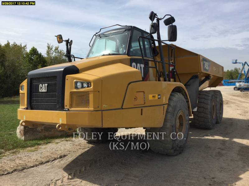 CATERPILLAR ARTICULATED TRUCKS 745C equipment  photo 2
