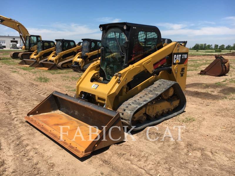 CATERPILLAR CHARGEURS TOUT TERRAIN 279D C3H4 equipment  photo 2