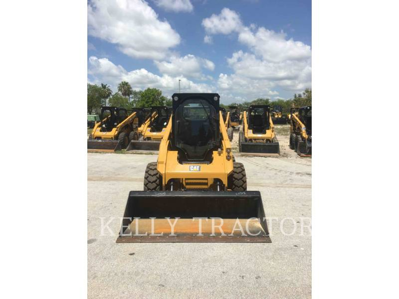 Caterpillar MINIÎNCĂRCĂTOARE RIGIDE MULTIFUNCŢIONALE 262D equipment  photo 8