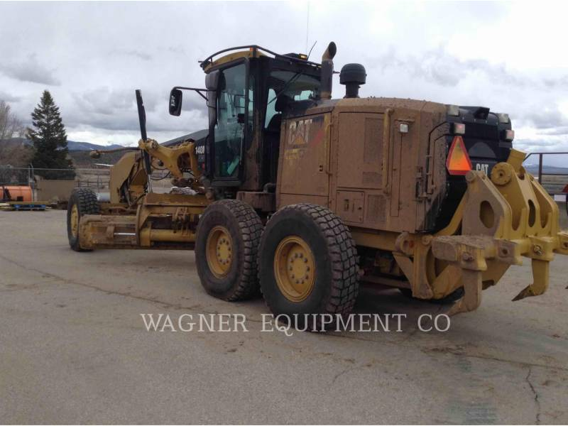 CATERPILLAR MOTOR GRADERS 140M2 AWD equipment  photo 4