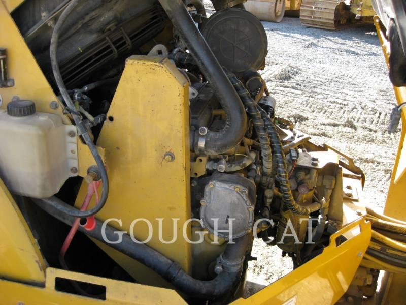 CATERPILLAR TANDEMOWY WALEC WIBRACYJNY DO ASFALTU (STAL-STAL) CB434D equipment  photo 17