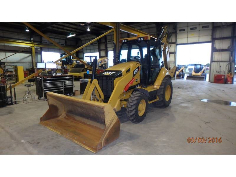 CATERPILLAR RETROESCAVADEIRAS 430FST equipment  photo 1