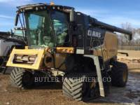 Equipment photo LEXION COMBINE LEX 750 TT COMBINES 1