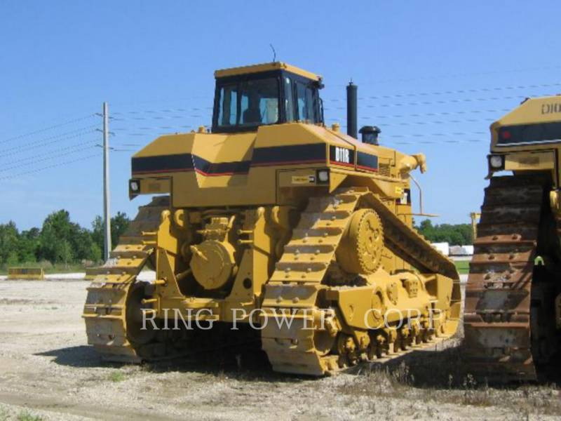 CATERPILLAR TRACTORES DE CADENAS D11R equipment  photo 4