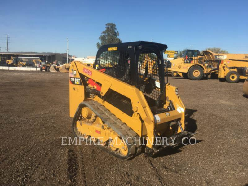 CATERPILLAR MINICARGADORAS 239D equipment  photo 1