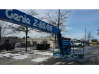 GENIE INDUSTRIES LIFT - BOOM Z80/60J RT equipment  photo 6