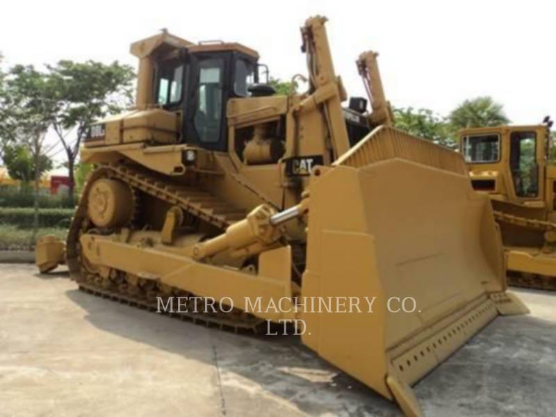 CATERPILLAR TRACTORES DE CADENAS D8L equipment  photo 3