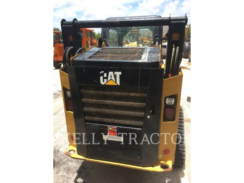 CATERPILLAR DELTALADER 257D equipment  photo 5