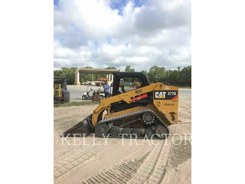 CATERPILLAR CARGADORES MULTITERRENO 277D equipment  photo 7