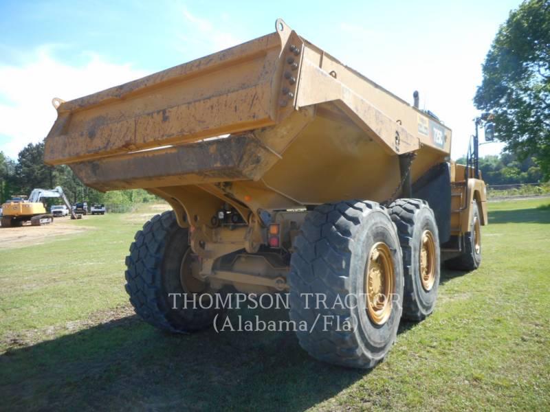 CATERPILLAR アーティキュレートトラック 725C T4F equipment  photo 4