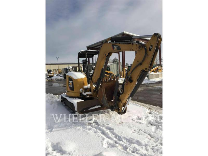 CATERPILLAR TRACK EXCAVATORS 305.5E2C1T equipment  photo 4