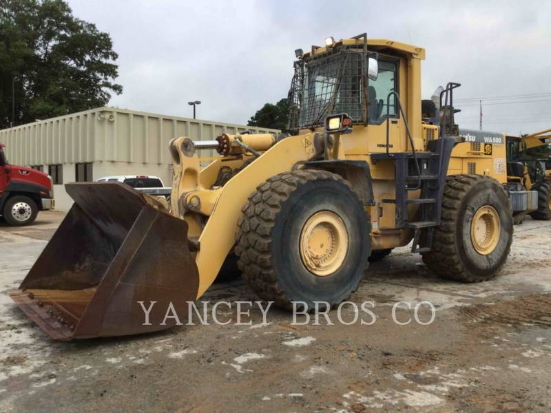 KOMATSU MINING WHEEL LOADER WA500-3LK equipment  photo 1