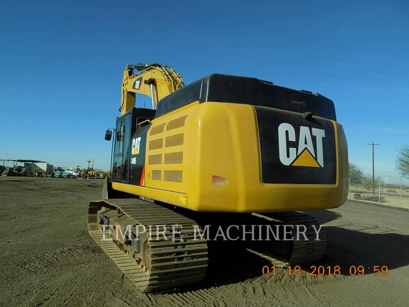 CATERPILLAR ESCAVATORI CINGOLATI 349EL equipment  photo 7