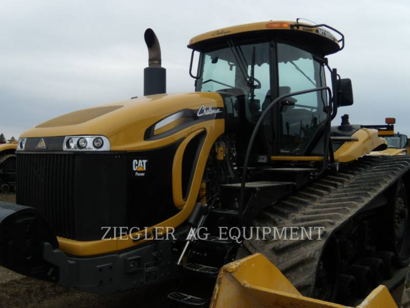 AGCO-CHALLENGER TRACTEURS AGRICOLES MT865C equipment  photo 1
