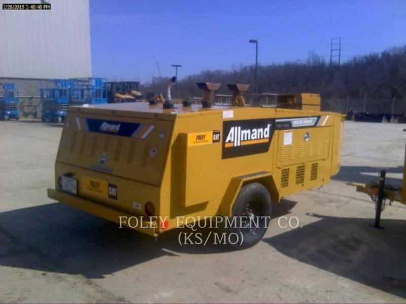 ALLMAND CONTROLE DE TEMPERATURA HEATD1M equipment  photo 3