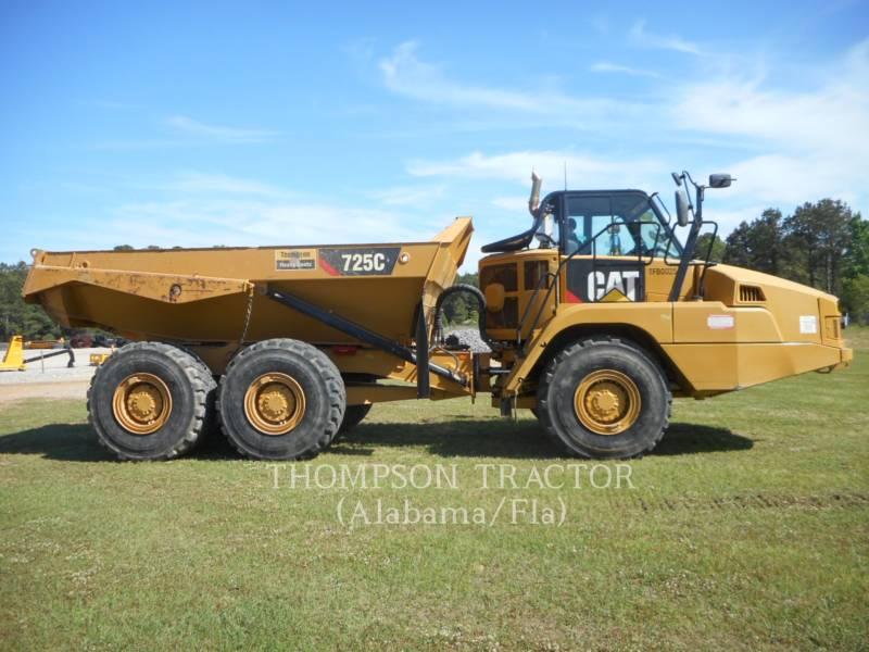 CATERPILLAR アーティキュレートトラック 725C T4F equipment  photo 8