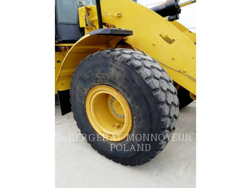 CATERPILLAR CHARGEUR INDUSTRIEL 962K equipment  photo 3
