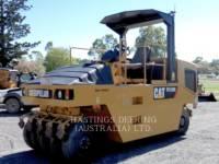 Equipment photo CATERPILLAR PS-150C HW PNEUMATIC TIRED COMPACTORS 1