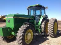 Equipment photo DEERE & CO. 4560 AG TRACTORS 1