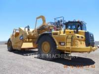 Equipment photo CATERPILLAR 631K TRACTORSCHRAPERS OP WIELEN 1