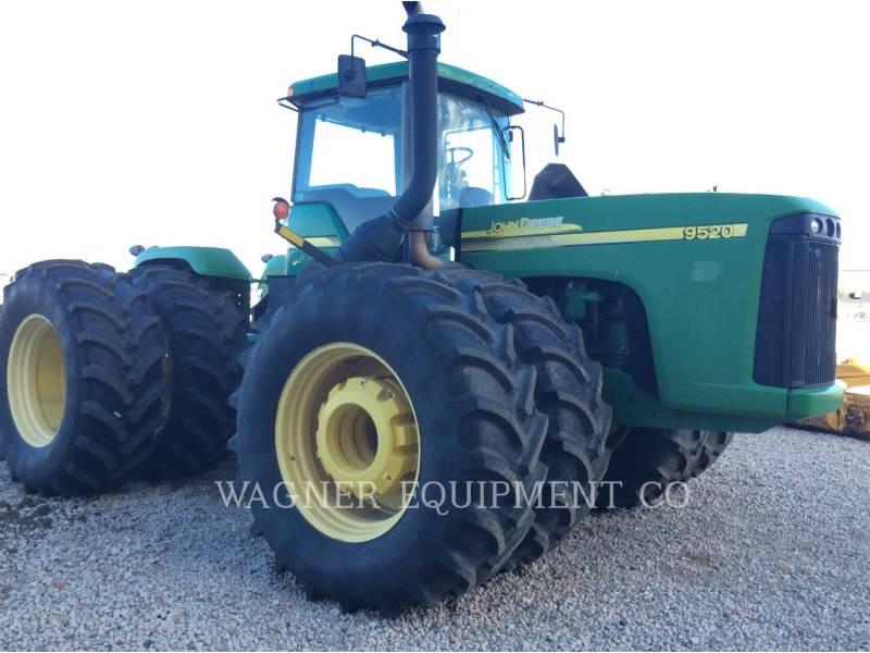 DEERE & CO. TRATTORI AGRICOLI 9520 equipment  photo 3
