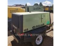 Equipment photo SULLAIR 185DPQ AIR COMPRESSOR 1