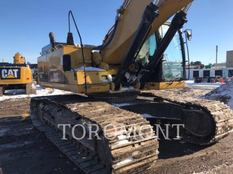 CATERPILLAR KETTEN-HYDRAULIKBAGGER 345DL equipment  photo 8